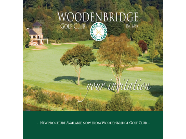 woodenbridge golf club invite